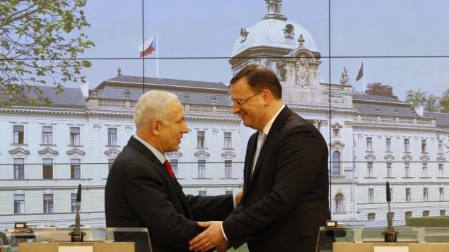 Israël n'a pas de meilleurs amis que la République tchèque