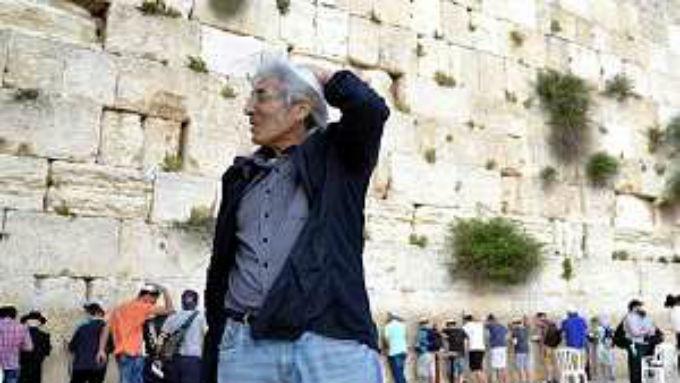 Boualem Sansal à Jérusalem