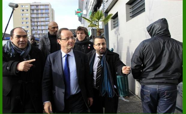 Qui est derrière la victoire de François Hollande ?