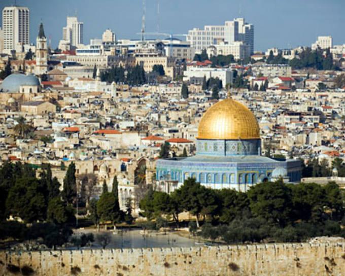 Jérusalem, notre amour éternel – Freddy Eytan