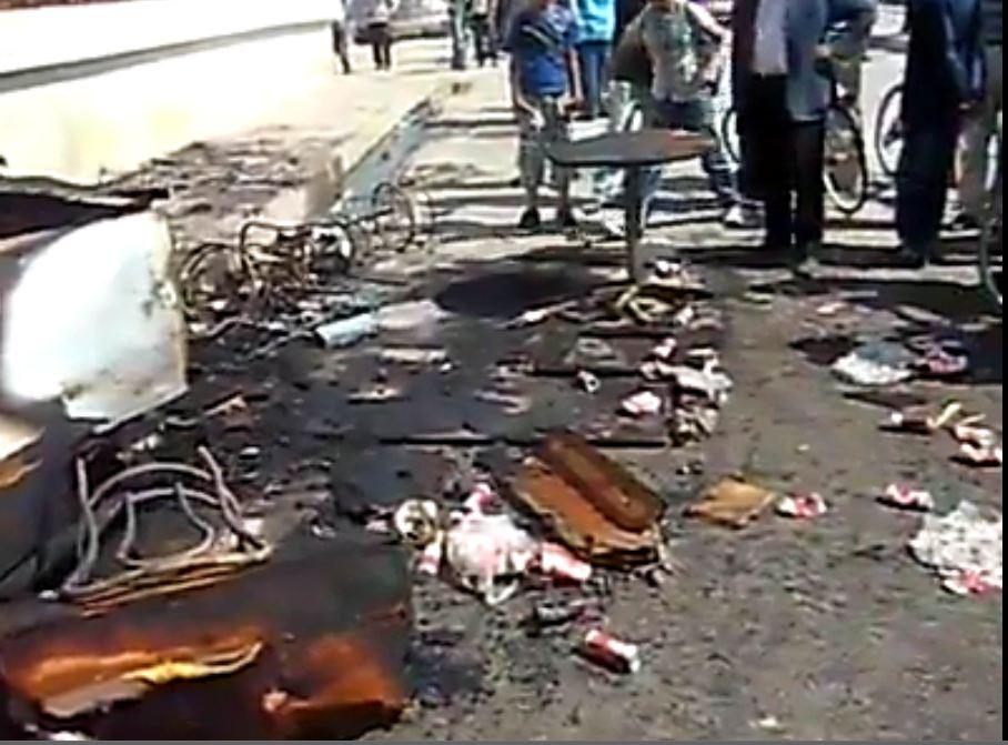 Vidéos – Tunisie : des salafistes terrorisent une ville