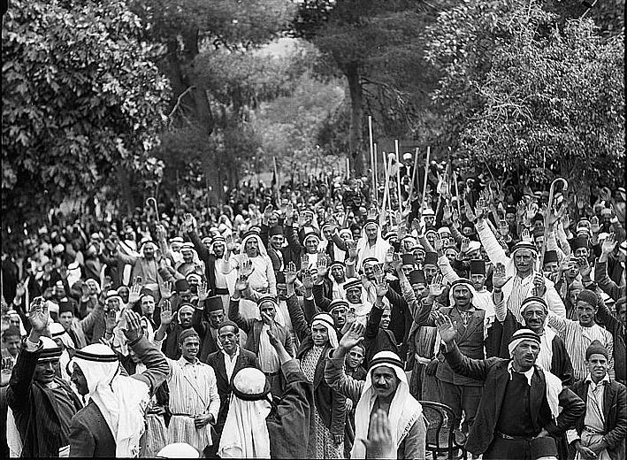 Video: L'histoire du peuple palestinien dévoilé par Nathan Weinstock  [ Terre Promise trop Promise ] 1882 à 1948