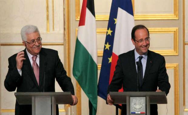 France : Le truc magique franco-palestinien
