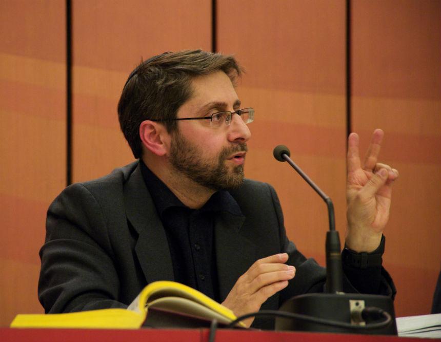 Jean Soler ou les démons de Michel Onfray,  par le grand rabbin Haïm Korsia
