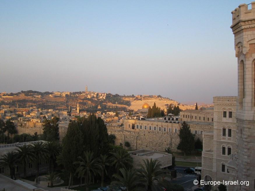 UNESCO : le génocide culturel – histoire de Jérusalem