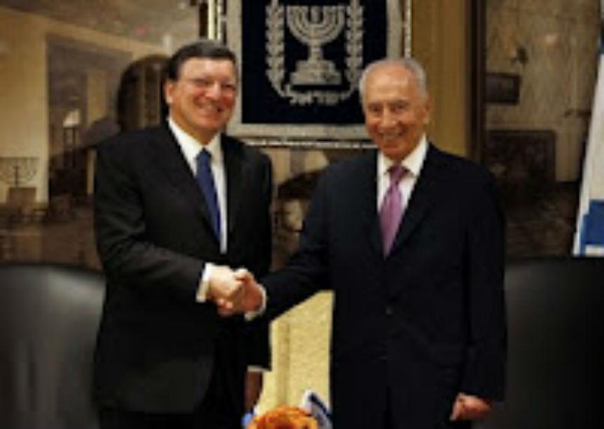 Union européenne: magnifique discours de M. Barroso en Israël