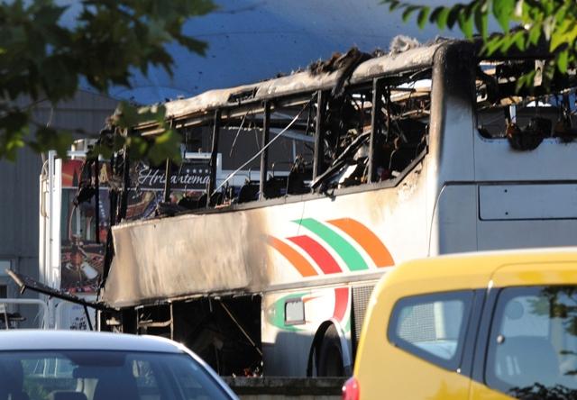 Attentat terroriste anti israélien en Bulgarie : Suite infos