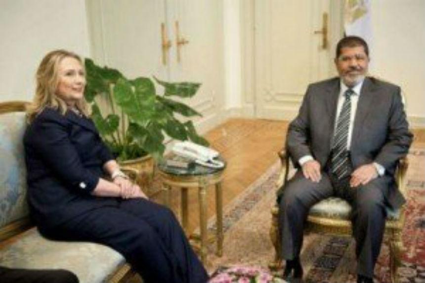 Egypte/Clinton : des nouvelles inquiétantes dont les médias n'ont pas parlé.