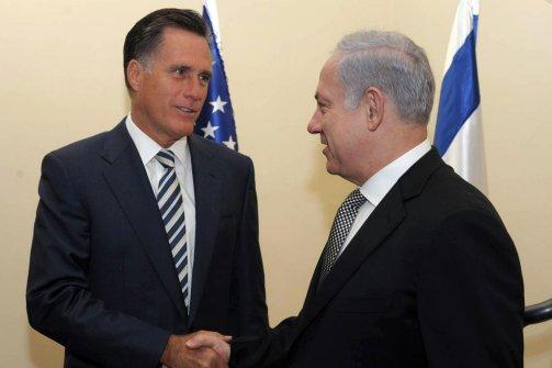Mitt Romney en Israël par Guy Millière