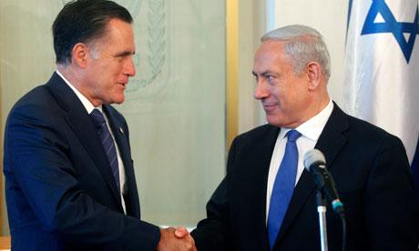 Mitt Romney «ému d'être à Jérusalem, la Capitale d'Israël»