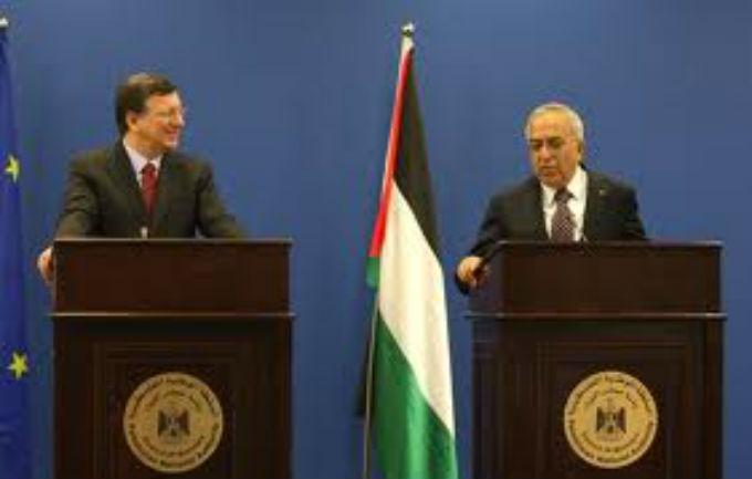 Message de Barroso aux Palestiniens: Money Money Money