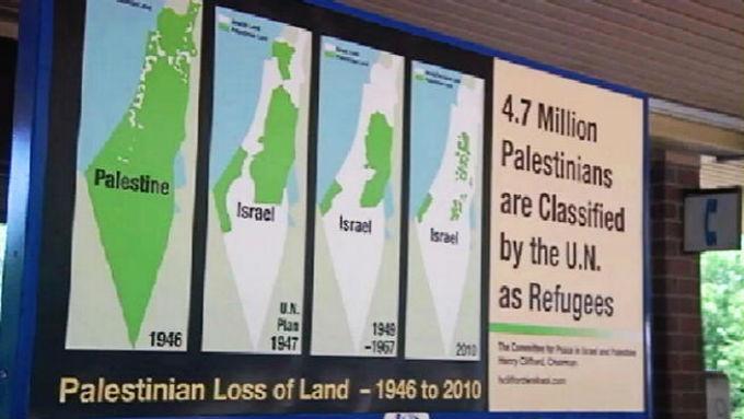 Le mensonge étalé sur les murs new-yorkais