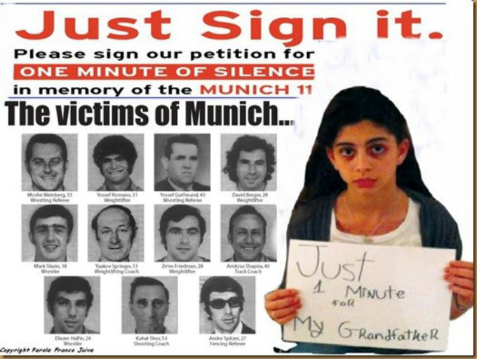 Minute de silence aux Jeux Olympiques : la honte du refus de Jacques Rogge !