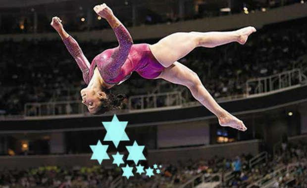 La lettre d'un soldat israélien à Aly Raisman, gymnaste américaine médaillée d'or à Londres