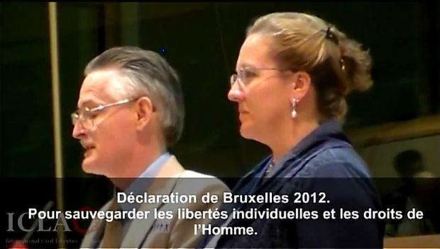 Vidéo : La déclaration de Bruxelles 2012, peut-être le début de la fin pour Eurabia…