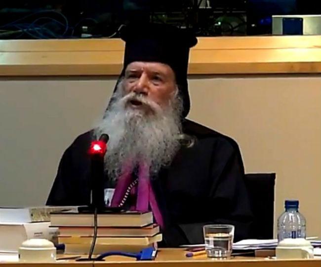 Vidéo : le discours du Père Samuel sur les dangers de la Charia