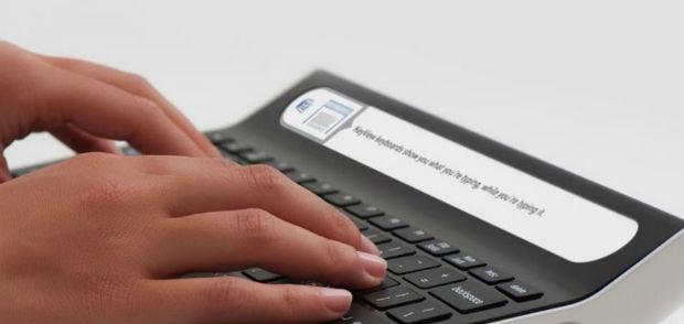 Israël : un clavier innovant grâce à l'inventeur de la clé USB – vidéo