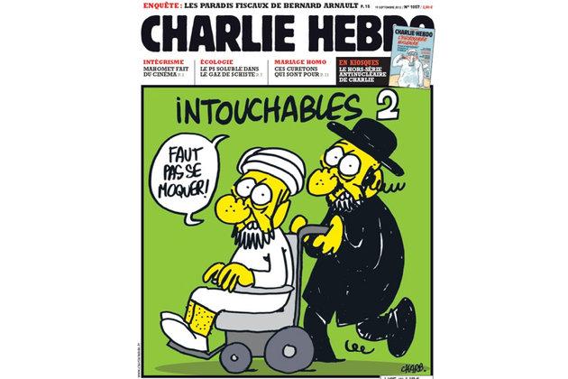 Caricatures : les juifs ne sont pas des musulmans