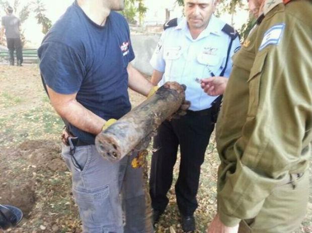 Communiqué officiel : en réponse aux tirs de roquettes sur le sud d'Israël, Tsahal cible deux infrastructures terroristes à Gaza