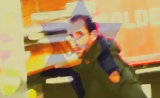 Video : LDJ, action BUYcott-Israel chez Carrefour