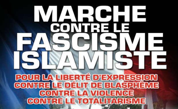 Pourquoi Europe Israël ne participera pas à la « Marche contre le fascisme islamiste » ?