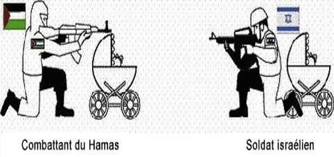 « Pauvre » Bande de Gaza et « pauvre » Allemagne nazie