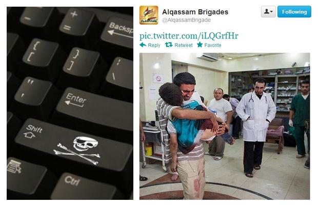 Mensonge du Hamas: recyclage de photos syriennes