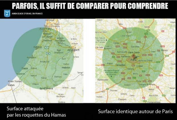 Et si votre ville était la cible du Hamas?