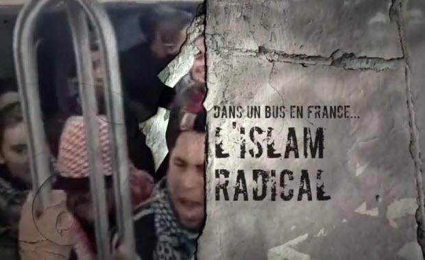 L'Islam dans un bus en France