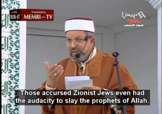 Vidéo : Prêche dans une mosquée en Tunisie, ou comment la « révolution de printemps arabe » se parfume au purin  (Memri TV)