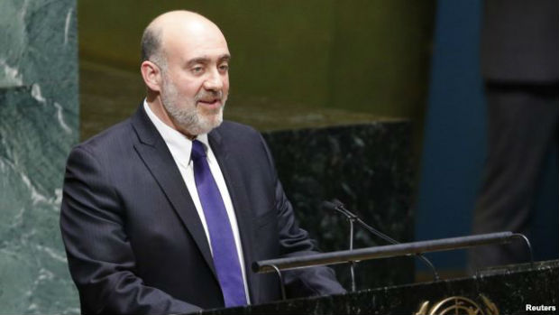 Vidéo : Ron Prosor adresses United nations – discours de Ron Prosor à l'ONU