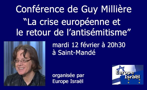 Voir la nébuleuse antisémite telle qu'elle est, par Guy Millière