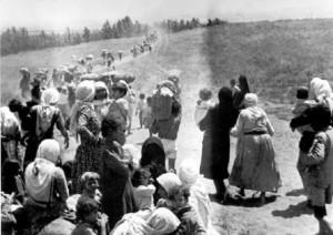 exode juifs