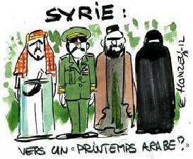 La Syrie après Assad et la menace militaro-terroriste contre Israël, par Jonathan D. Halevi