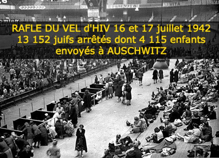 Commémoration du Vel d'Hiv : La rafle racontée par Annette Muller, déportée à 9 ans