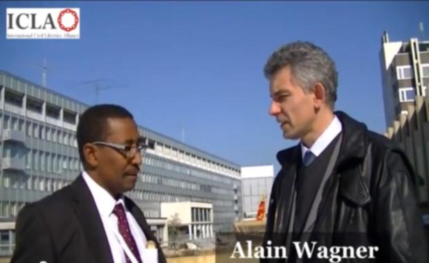 La Mauritanie, si vous saviez ! Alain Wagner au sommet des Droits de l'Homme.
