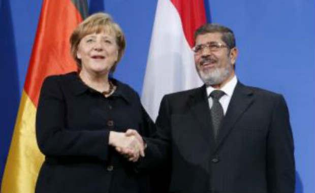 Morsi : « La Shoah est une invention des américains » Merkel lui répond…