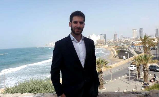 Soutenir Jonathan Sellem candidat pour représenter les français d'Israël à l'Assemblée Nationale