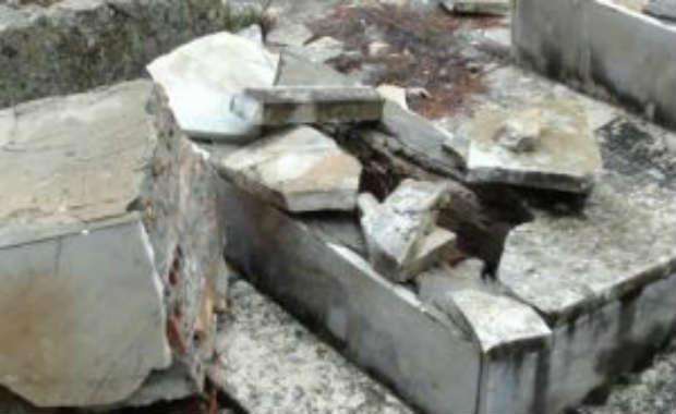Nouvelle profanation de cimetière juif en Tunisie, ossements humains jetés dans la rue
