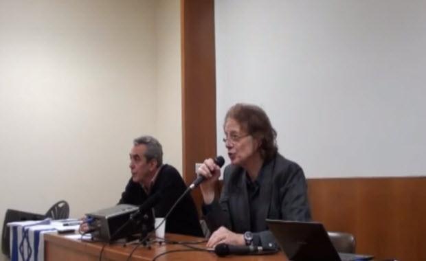 Conférence Guy Millière « La crise économique et la montée de l'antisémitisme »