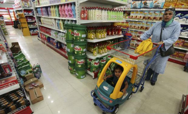Israël fournit de trop nombreux produits de qualité à Gaza! Israeli Goods Flood Gaza