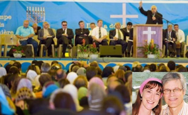 Les Tziganes chrétiens: des amoureux d'Israel