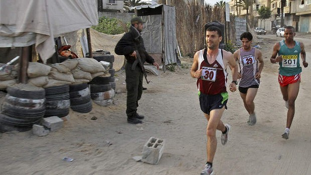 Le Hamas interdit aux femmes de courir avec les hommes, l'ONU annule le marathon de Gaza