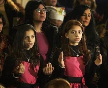 L'enlèvement des jeunes filles coptes