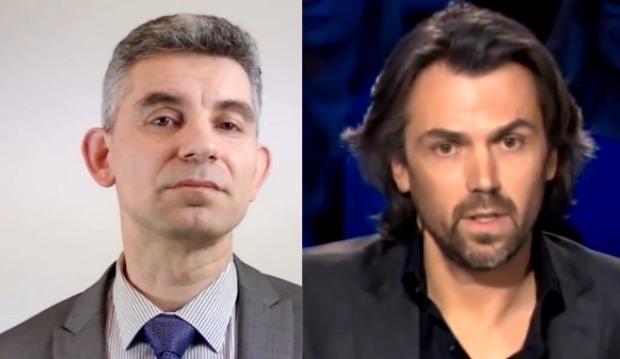 Vidéo: Alain Wagner ridiculise Aymeric Caron et défend Veronique Genest