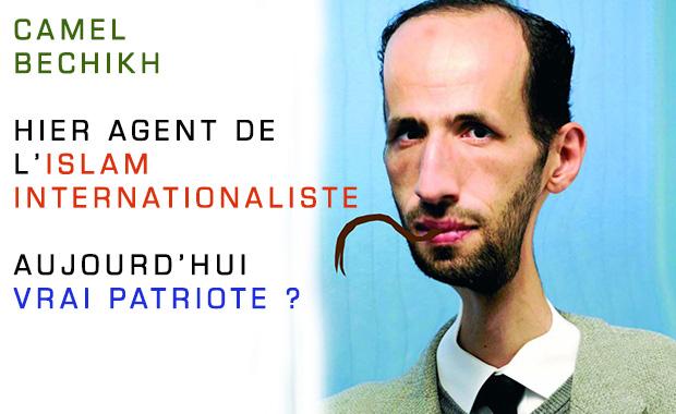 Camel Bechikh agent des Frères Musulmans infiltré à l'extrême droite fait dans l'antijuif