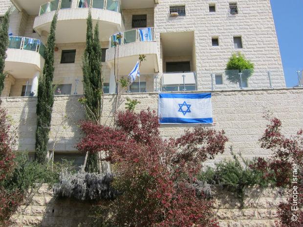 L'UMP supprime Jérusalem de la carte