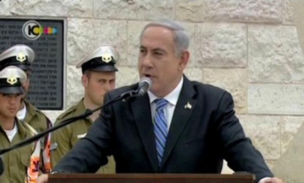 Netanyahou dénonce l'intransigeance de l'autorité palestinienne