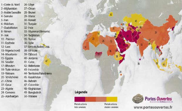 Chrétiens d'Orient : « Nous avons été trahis par l'Occident » – Un constat effrayant