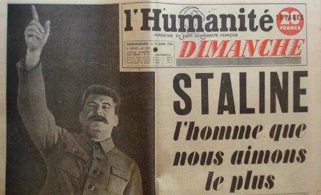 Staline aussi voulait sa «solution finale», qu'en pensent les communistes français?